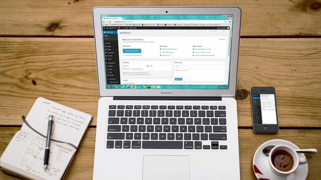 Customize WordPress Site Domain Name