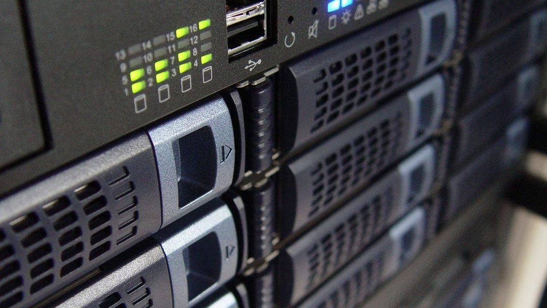 Do you need your own web server?