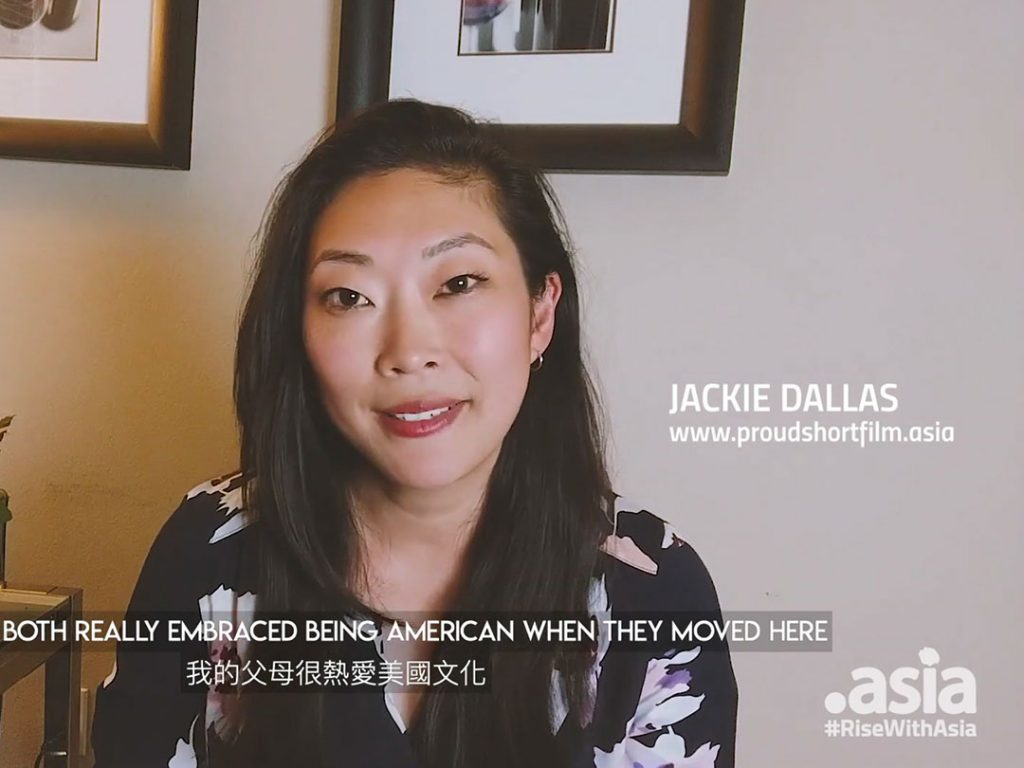 Jackie Dallas interview for PROUDShortFilm.Asia